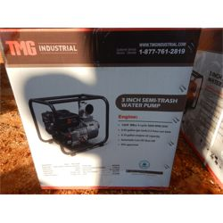 TMG 80TWP Pump
