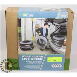 NEW ECO TIRE TOTE KURGO ONE SIZE