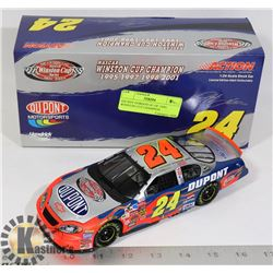 #24 JEFF GORDON (#1 OF 1500) WINSTON CUP CHAMPION