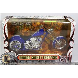 NEW ORANGE COUNTY CHOPPER