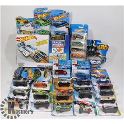 NEW FLAT OF HOT WHEELS CARS 28