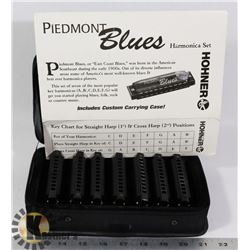 VINTAGE PIEDMONT BLUES 7 PC