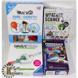 NEW ITEMS SCIENCE LABS PROJECTS
