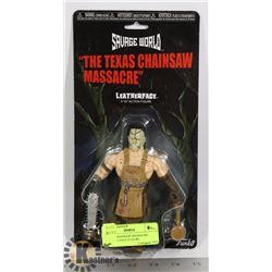 TEXAS CHAINSAW MASSACRE LEATHER FACE FIGURE