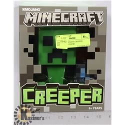 LARGE MINECRAFT CREEPER COLLECTOR FIGURE