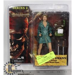 PIRATES OF THE CARIBBEAN ELIZABETH SWAN FIGURE NEW