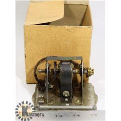 ANTIQUE WILSON MODEL ARMATURE MOTOR IN BOX