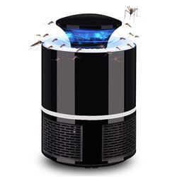 USB ELECTRIC LED MOSQUITO TRAP/KILLER LAMP