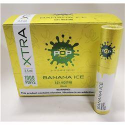 ONE XTRA 1000 PUFFS BANANA ICE