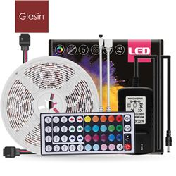 RGB 5M LED LIGHT STRIP WITH REMOTE
