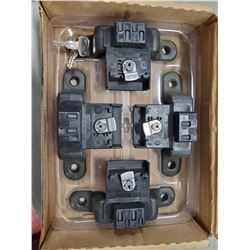 NEW SET OF 4 BOXLINK CLEATS FOR LOAD CARRYING,
