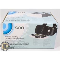 NEW ONN VIRTUAL REALITY SMARTPHONE HEADSET