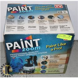 PAINT ZOOM - HOME PAINT SPRAYS SYSTEM