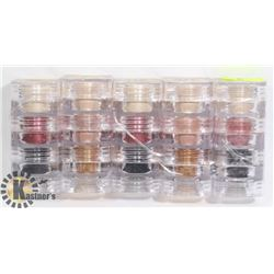 BUNDLE OF 15 MICABELLA SHIMMER POWDER