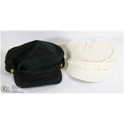 2 NEW LADIES HATS