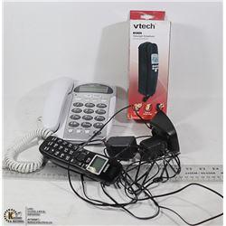 AUDIO LOGIC PHONE SYSTEM