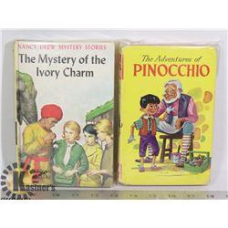 LOT OF CLASSIC CHILDREN'S BOOKS (2)