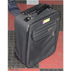 "MILLENNIUM TRAVELWAY CARRY-ON LUGGAGE 17""X12"""