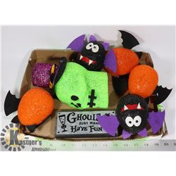 BOX OF LIGHT UP GHOULS