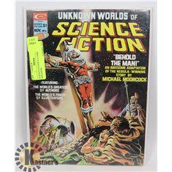 SCIENCE FICTION # 6 COMIC MAGAZINE
