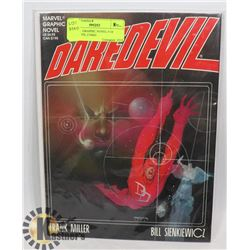 MARVEL GRAPHIC NOVEL # 24 DAREDEVIL COMIC