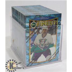 SET OF '95 TOPPS FINEST CARDS R.SMYTH RC MORE