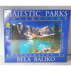 20)  FACTORY SEALED 1000 PCE PUZZLE OF