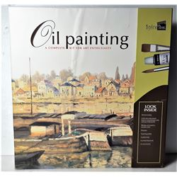 22) FACTORY SEALED OIL PAINTING KIT