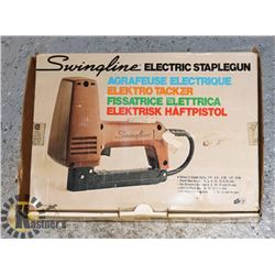 SWINGLINE ELECTRIC STAPLE GUN