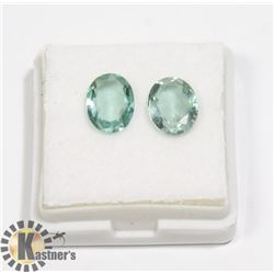 #88-GREEN AMETHYST GEMSTONE 2.80ct