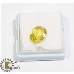#72-YELLOW CITRINE GEMSTONE 4.0ct