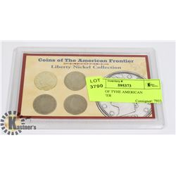 COINS OF THE AMERICAN FRONTIER