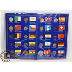 COIN OF THE WORLD SET