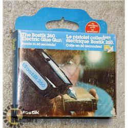 THE BOSTIK 260 ELECTRIC GLUE GUN