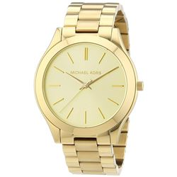 NEW MICHAEL KORS RUNWAY 43MM WATCH MSRP $269
