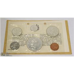 CANADA 1965 SILVER ROYAL CANADIAN MINT SET
