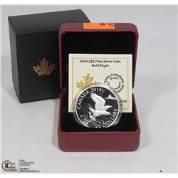 ROYAL CANADIAN MINT - 2014 - $20 FINE
