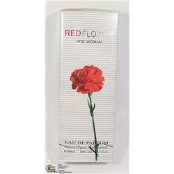 RED FLOWER FOR WOMEN EAU DE PARFUM 3.3FL OZ
