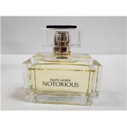 RALPH LAUREN NOTORIOUS 50ML EAU DE TOILETTE