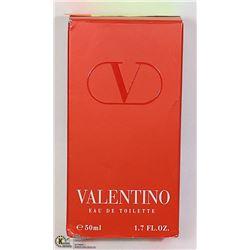 VALENTINO EAU DE TOILETTE 1.7FL OZ