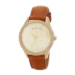 NEW MICHAEL KORS 38MM CRYSTAL DIAL MSRP $369