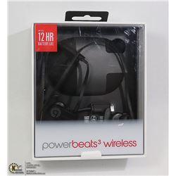 BEATS POWERBEATS 3 EARPPHONES AUTHENTIC