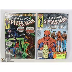 AMAZING SPIDERMAN #175, 276