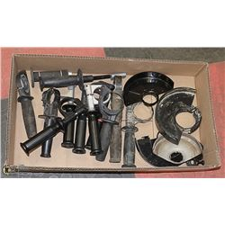FLAT OF GRINDER AND DRILL PARTS