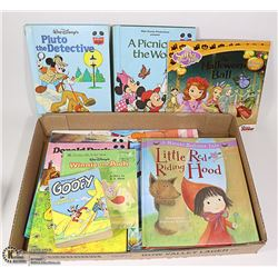 KIDS BOOK COLLECTION.