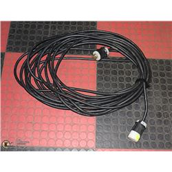 50 FOOT - 30A,  3 PHASE 120V/250V EXTENSION CORD
