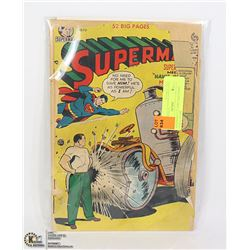 SUPERMAN # 73 VERY OLD COMIC EARLY YEARS