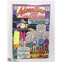 ADVENTURE COMICS # 334 NICE GRADE