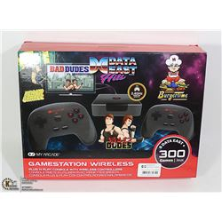MY ARCADE GAMESTATION WIRELESS CONSOLE 300 GAMES