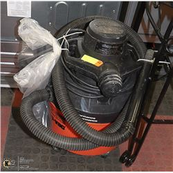SHOP-VAC 6.4 GALLON WET/DRY VAC WITH